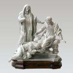 Cristo con il Fariseo e la Maddalena Doccia 1760