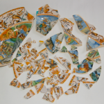 Ciro di Persia Bottega dei Patanazzi Urbino